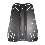 HALCYON CARBON FIBER CINCH BACKPLATE. Dive Line Store