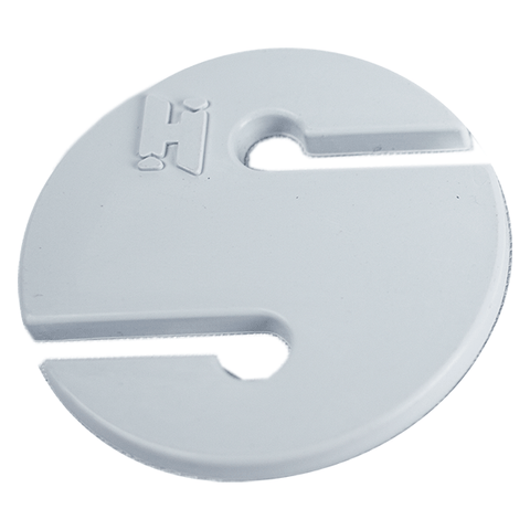 HALCYON COOKIE DE LINEA. Non-Directional Cookie Marker w- H logo ( set of 12 ). Dive Line Store