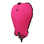 HALCYON GLOBO ELEVADOR 80lb (36kg). 80-lb (36.3 kg) Lift Bag, closed circuit, HOT PINK. Dive Line Store