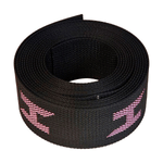 HALCYON WEBBING REPLACEMENT.Webbing Replacement for Secure Harness (No Hardware) - Pink. Dive Line Store