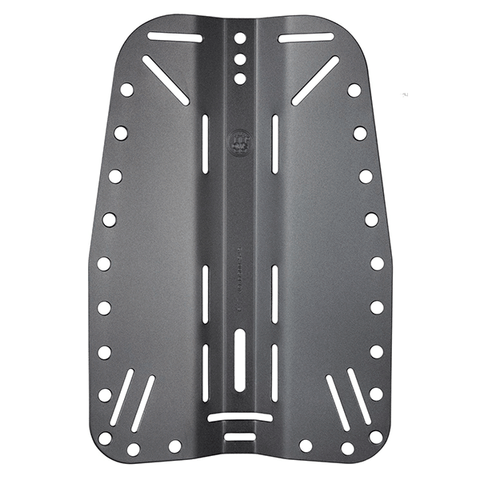 OMS BACKPLATE ALUMINIO. DIVE LINE STORE
