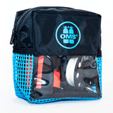 OMS Safety Set 6.0 180cm color azul blue. Dive Line Store