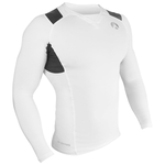 SHARKSKIN R-SERIES LONG SLEEVE WHITE MENS. DIVE LINE STORE