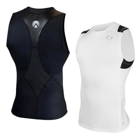 SHARKSKIN R-SERIES SLEEVELESS VEST MENS. DIVE LINE STORE
