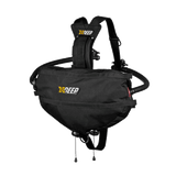XDEEP STEALTH 2.0 CLASSIC RB SIDEMOUNT. Arnes de buceo sidemount, equipo para buceo en montaje lateral. Dive Line Store