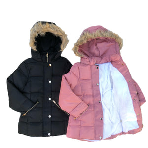 Open image in slideshow, Insulated Rain Coat
