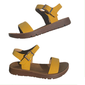 Open image in slideshow, Strap Sandals