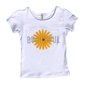 Open image in slideshow, Sunflower Comfy Tee