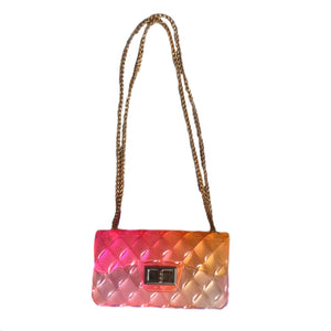Open image in slideshow, Jelly Quilted Bag