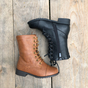 Open image in slideshow, Combat Boot