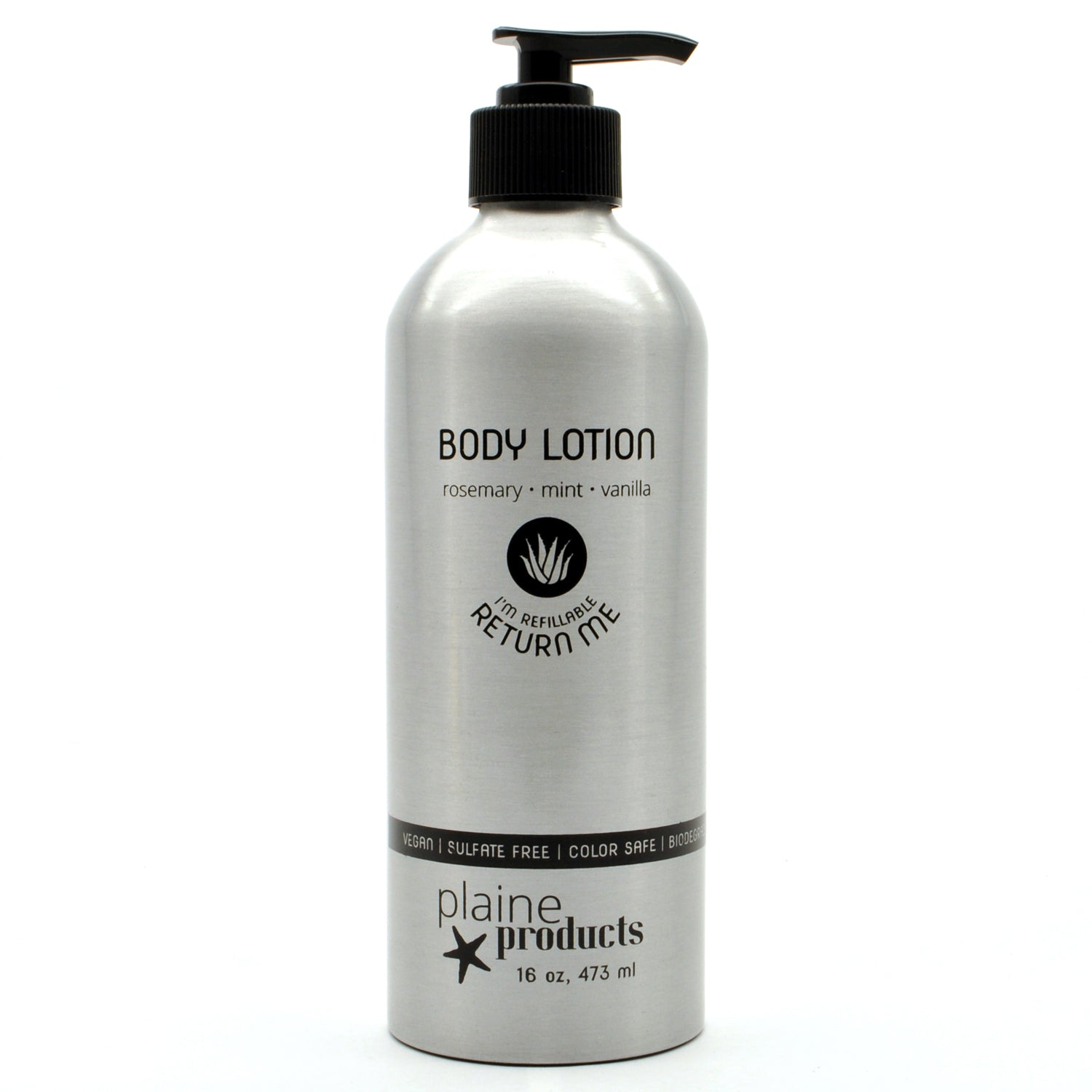 Body Lotion - Rosemary Mint Vanilla
