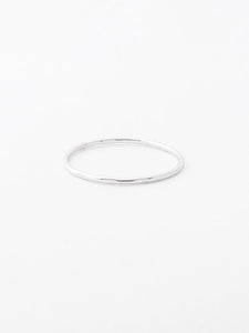 .925 Textured Band Ring