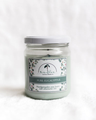 Pure Eucalyptus Candle - Large