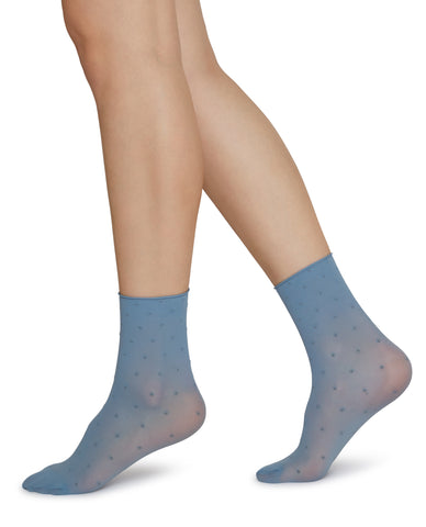 Judith Dot Socks