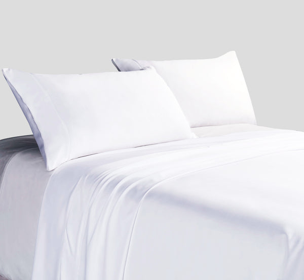 Ultra Clean Pillowcases - Snow