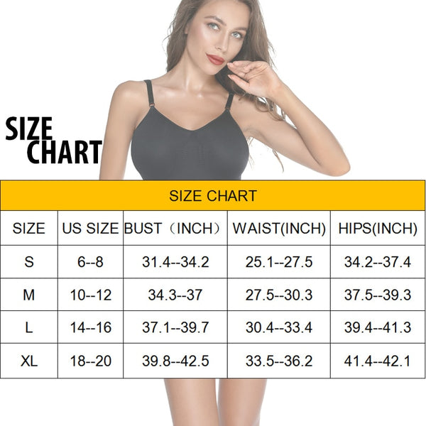 Stomach Slimming Full Body Shapewear