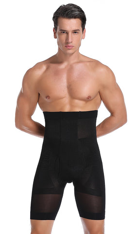 Men Waist Slimming Shapewear Shorts