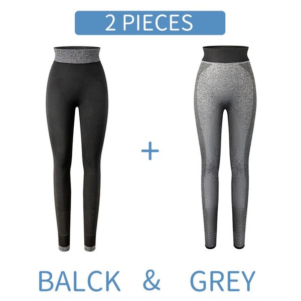 Tummy Tuck High Waist Fitness Workout Leggings