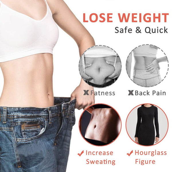 Adjustable Waist Trimmer Tank Top