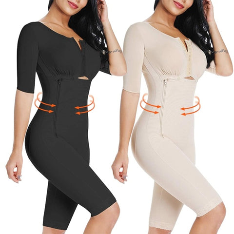 Post-Surgery Full Bodysuit Shapewear - Sun Fitness Apparel