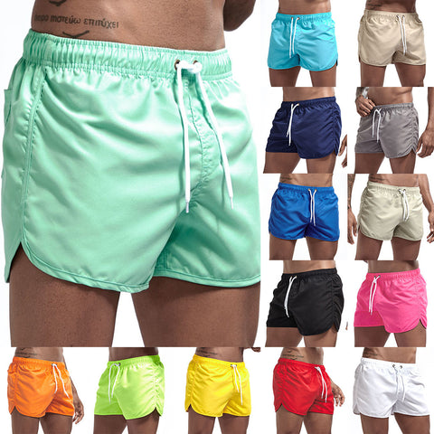 Classic Mid Thigh Men's Swimsuits