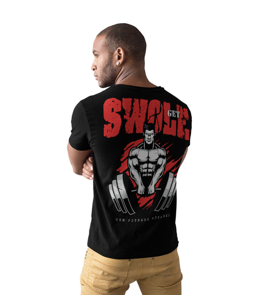 Men's Get Swole Fitness T Shirt