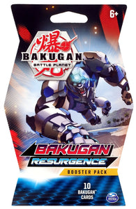 Bakugan Resurgence Booster Pack