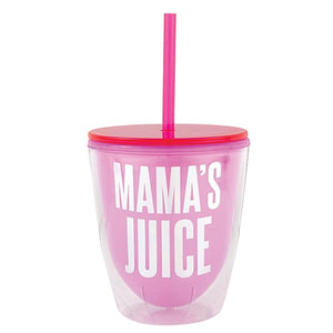 Mama's Juice Double Wall Tumbler