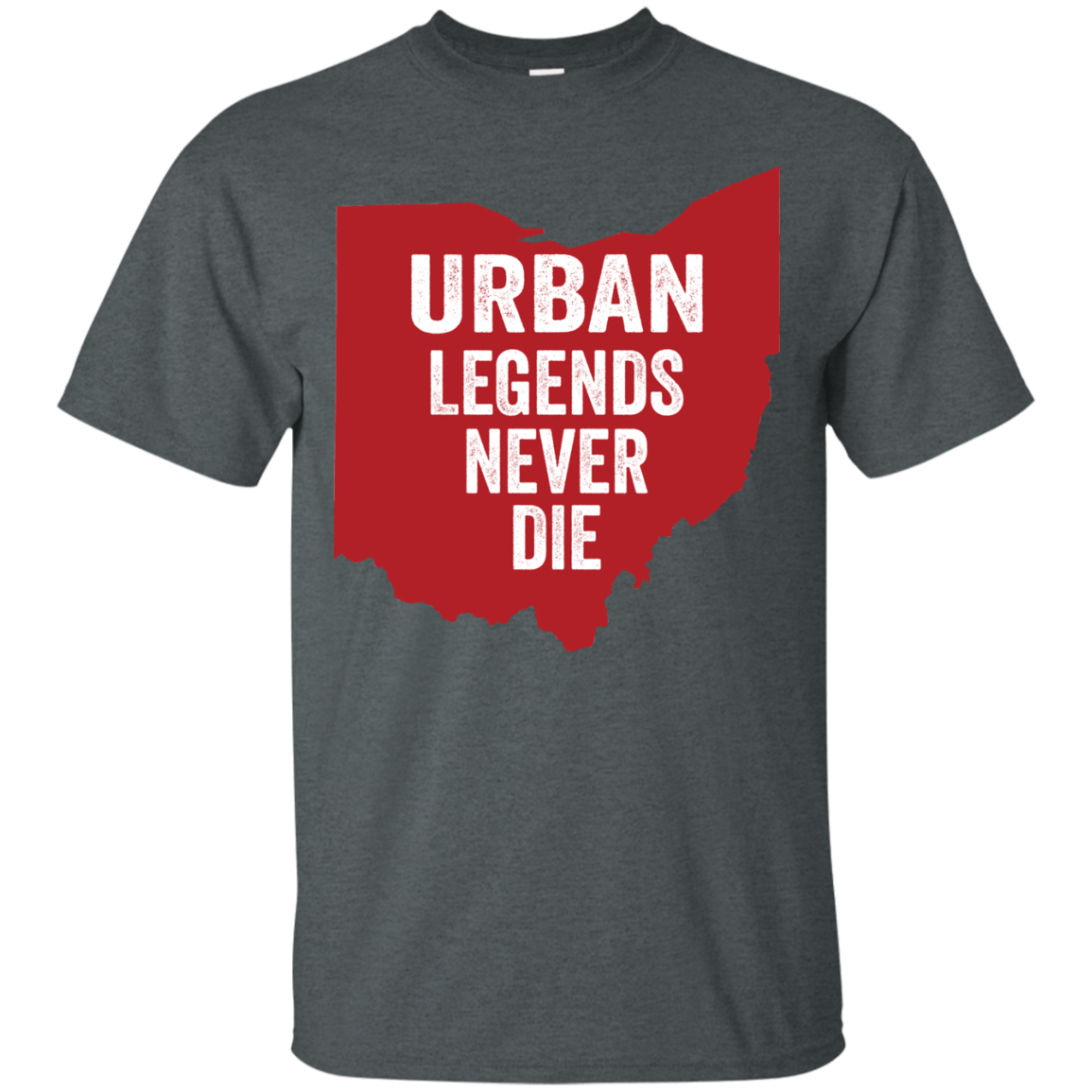 Urban Legends Never Die Ohio State T shirt - AwesomeFashionTees