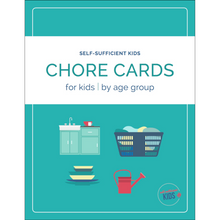 Load image into Gallery viewer, Chore Cards for Kids