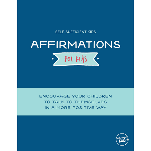 Positive Affirmations for Kids – Limited Time Offer 50% Off