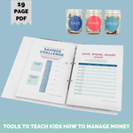 Load image into Gallery viewer, Kids Money Management and Allowance Toolkit