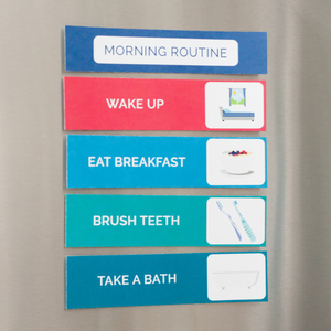 70+ Routine Cards for Kids