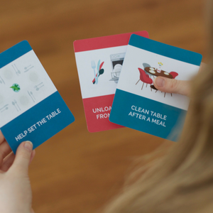 Chore Cards for Kids – Limited Time Offer 50% Off