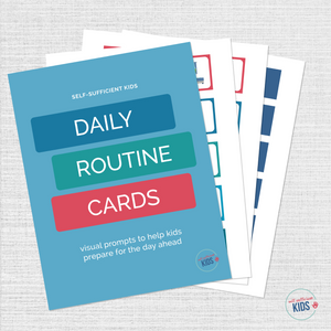 70+ Routine Cards for Kids – Limited Time Offer 50% Off