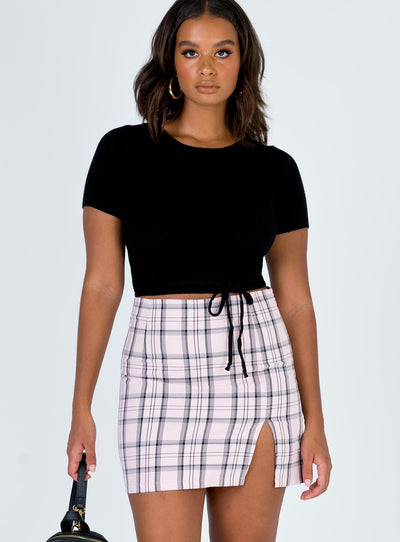 Newport Mini Skirt