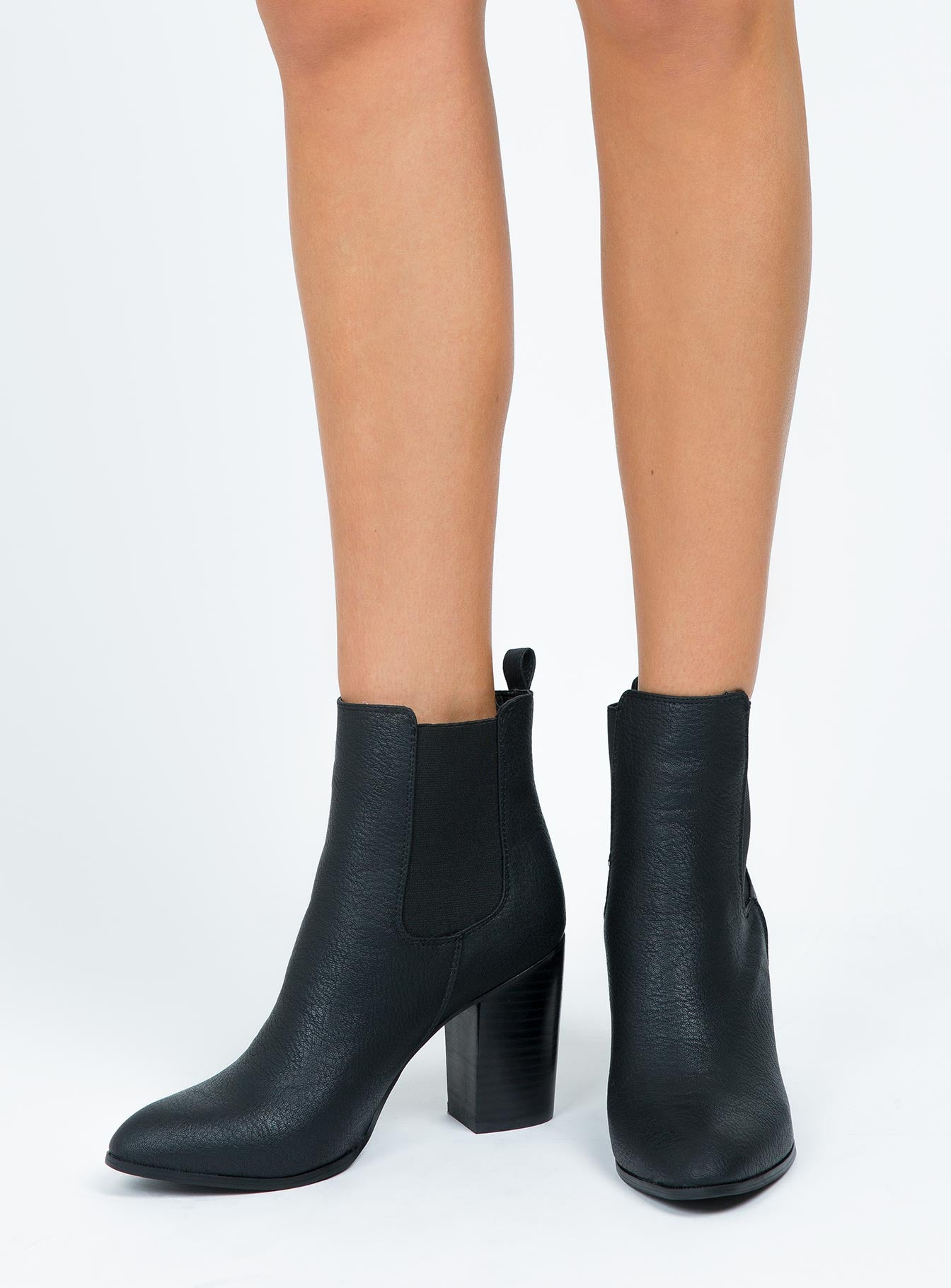 Billini Black Tumble Jaida Boots