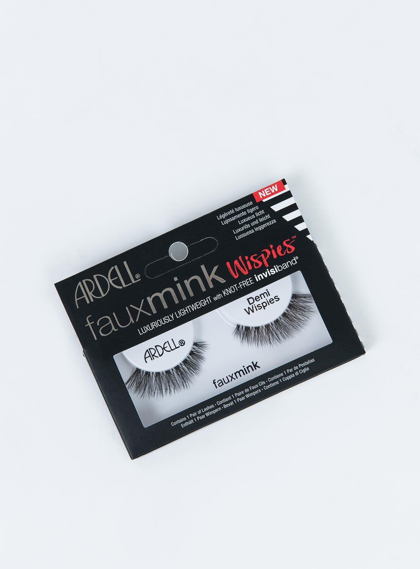 Ardell Faux Mink Demi Wispies Black