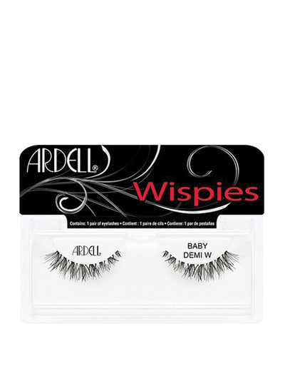 Ardell Baby Demi Wispies Lashes Black