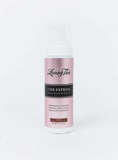 Loving Tan 2 Hour Express Tan Mousse Large Dark