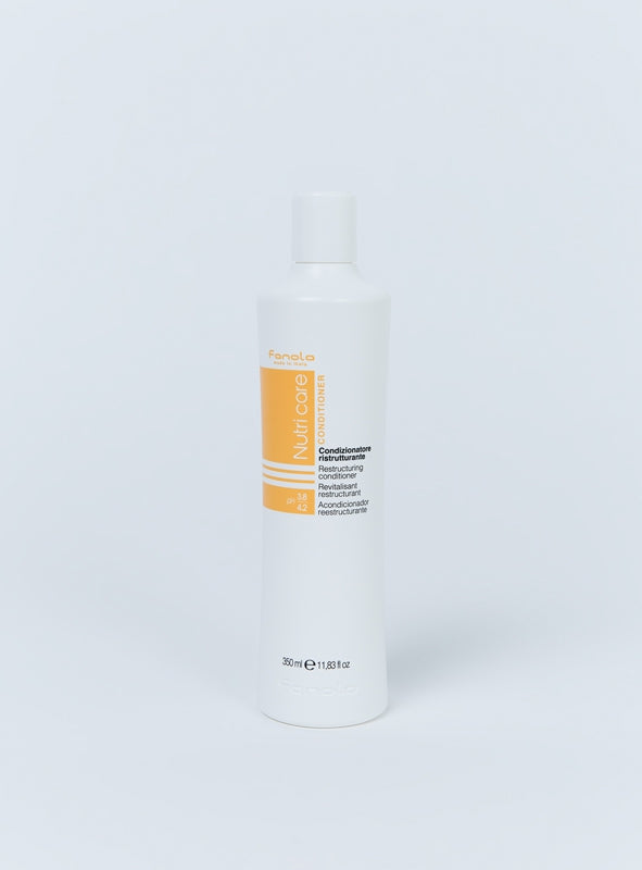 Fanola Nutricare Restructuring Conditioner 350ml White