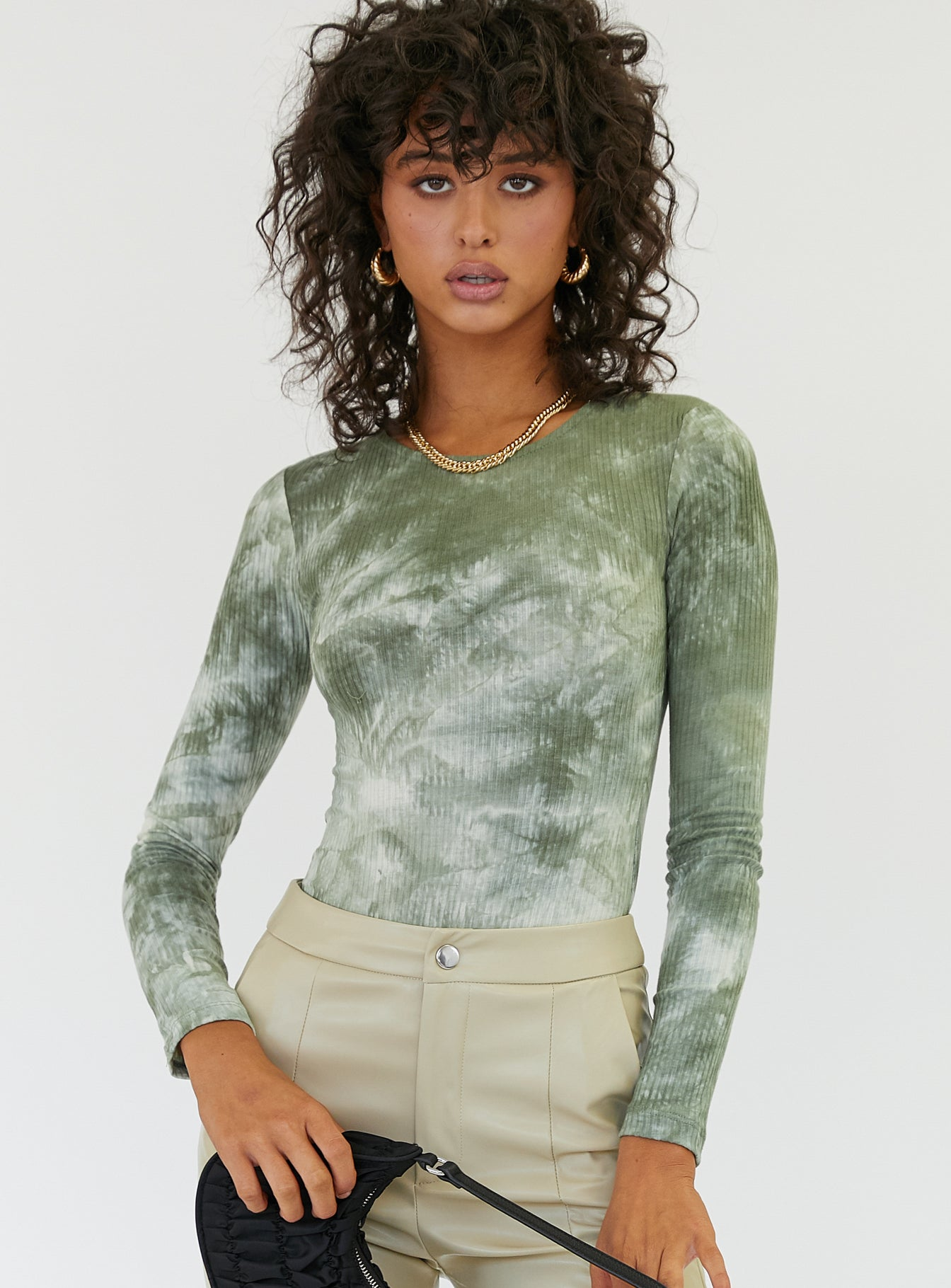 Lorde Bodysuit Green