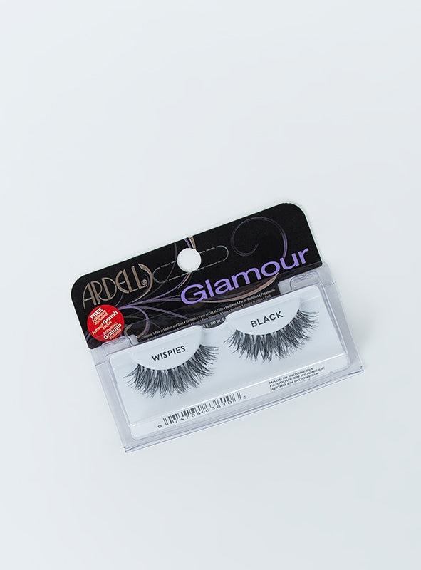 Ardell Glamour Wispies Lashes Black