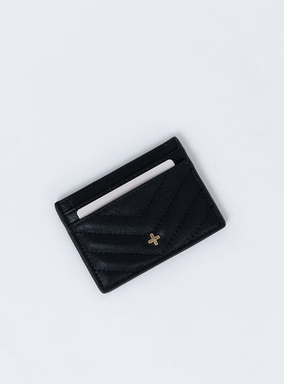 Peta & Jain Izzy Card Holder Black
