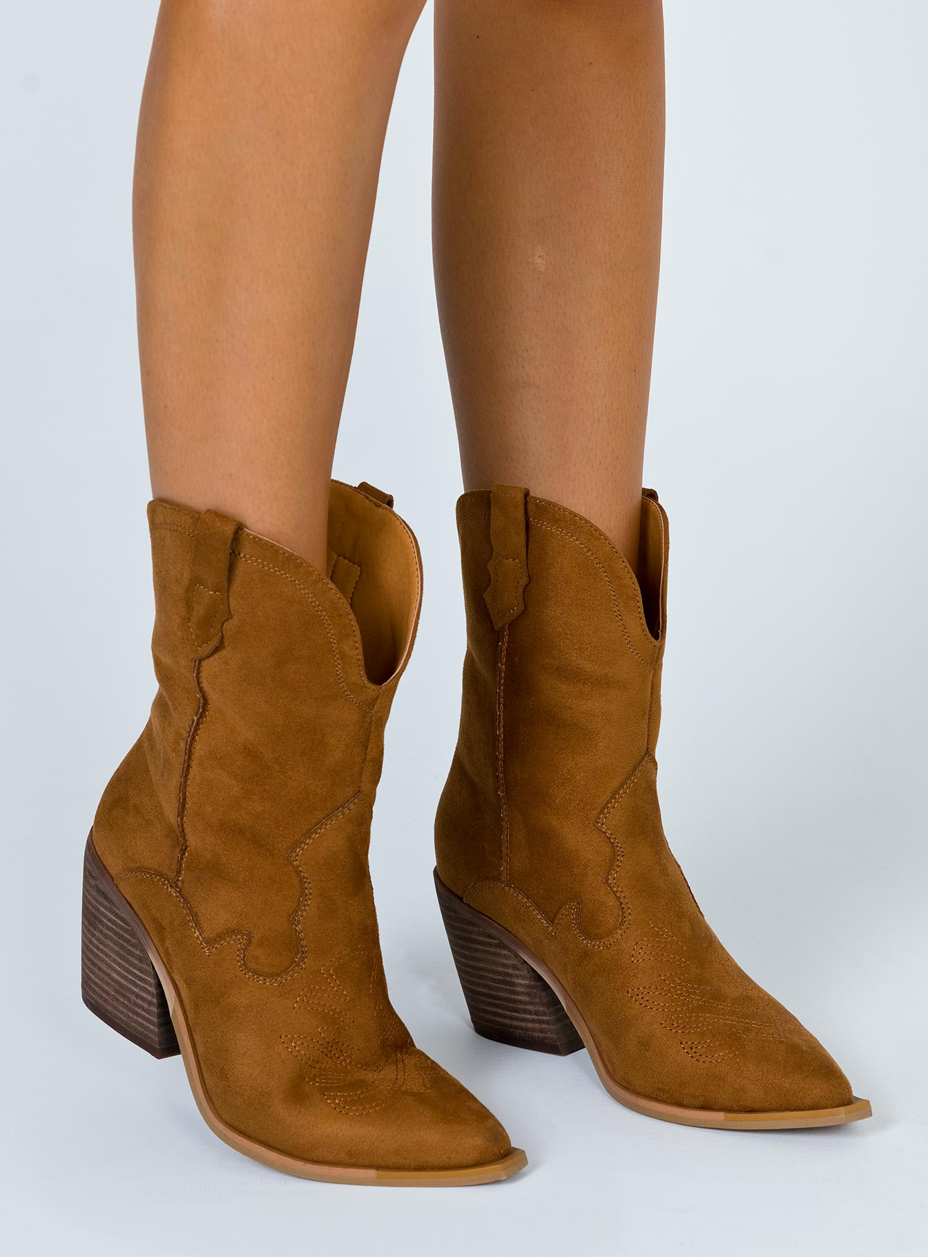 Therapy Millie Tan Boots