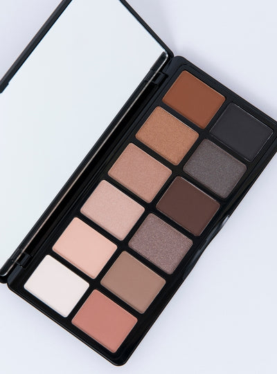 L.A. Girl Fanatic Eyeshadow Palette The Nudist