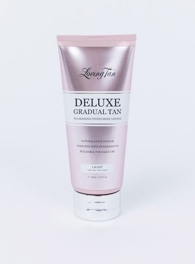 Loving Tan Deluxe Gradual Tan Light