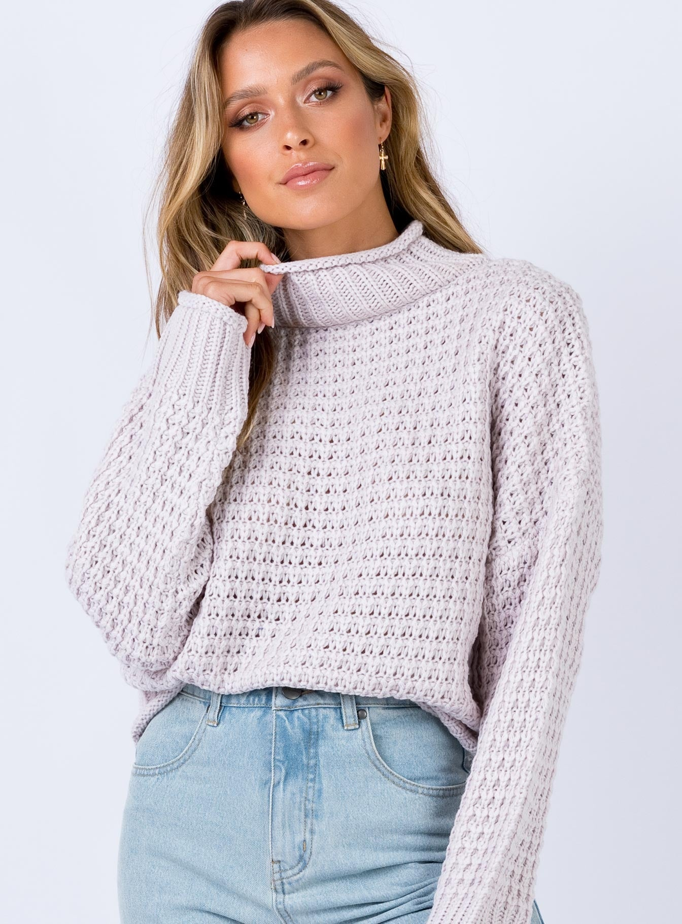 Wyla Jumper Grey
