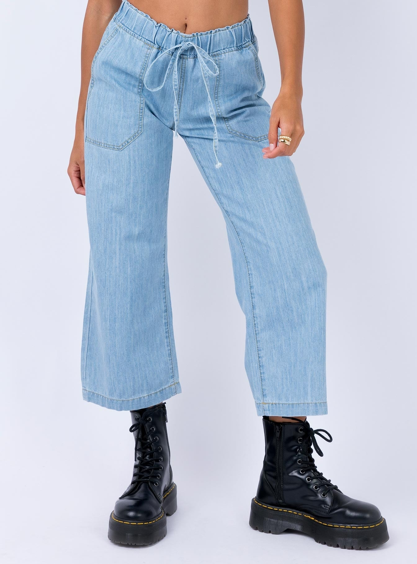 Runge Pants Denim