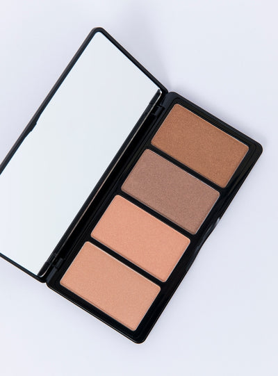 L.A. Girl Fanatic Highlighter Palette Sunlight Sensation